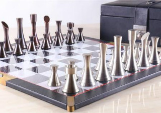 Australia Diaxi Modern Chess Set
