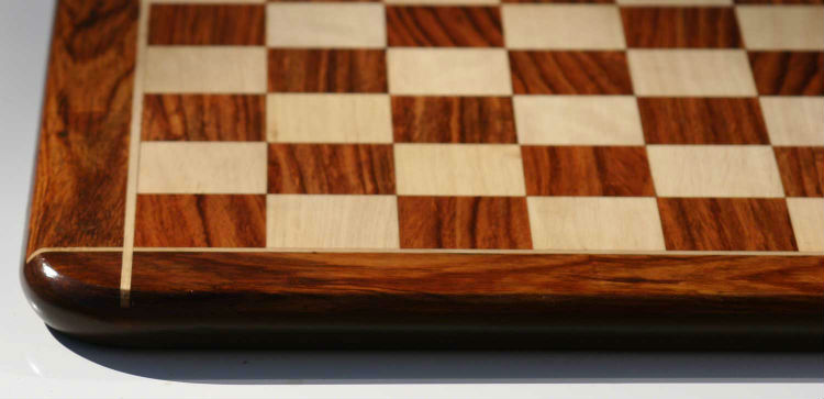 Brown Wooden Chess Board