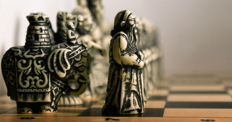 Theme Chess Set
