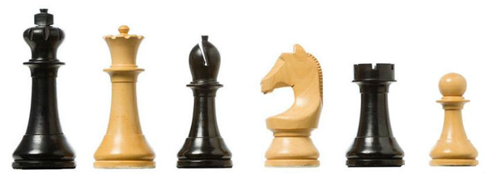 The DGT FIDE Chess Pieces – Weighted.
