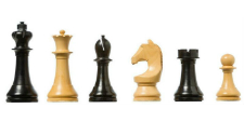The DGT FIDE Chess Pieces - Weighted