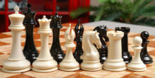 Mammoth Ivory Chess Pieces
