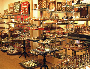 A Chess Store