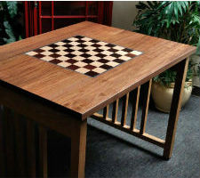 Signature Traditional Chess Table