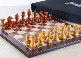 12 Travel Magnetic Chess Set