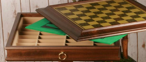 The Best and Most Impressive Chess Tables of 2019