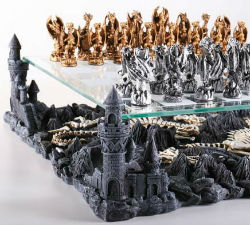 The 3D Battle Chess Sets Series