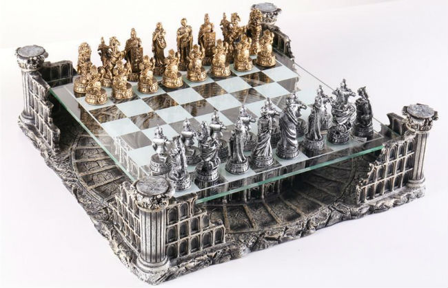 unique chess sets 6 cool amp unique chess sets that are unlike any you ve seen 29893