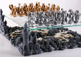 The 3D Battle Chess Set