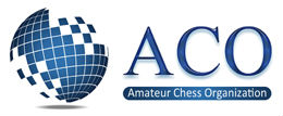 ACO - The Amateur Chess Organization Logo