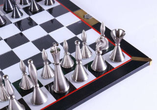 Diaxi Foldable Chess Board- 16 ½""