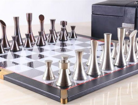 The Australia Diaxi Modern Chess Set