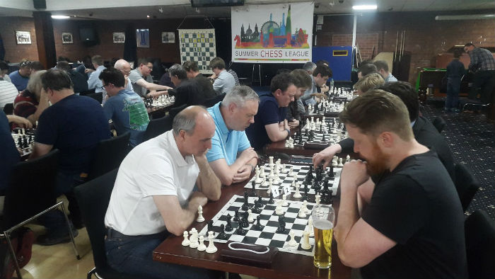The Battersea Chess Club