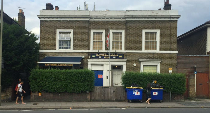 The Battersea Labour Club