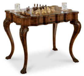 Butler Heritage Collection Wood Game Table