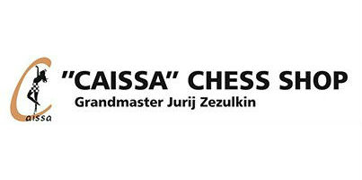 Caissa Chess Shop Logo