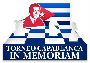 The 2017 Capablanca Memorial Tournament Logo