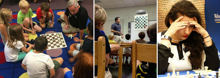 Charlotte Chess Center & Scholastic Academy Classes