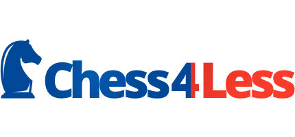 Chess4Less Logo