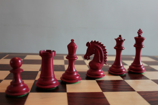 Chess Baron Chess Set
