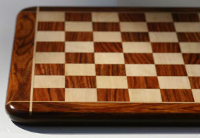 A Brown Chess Board