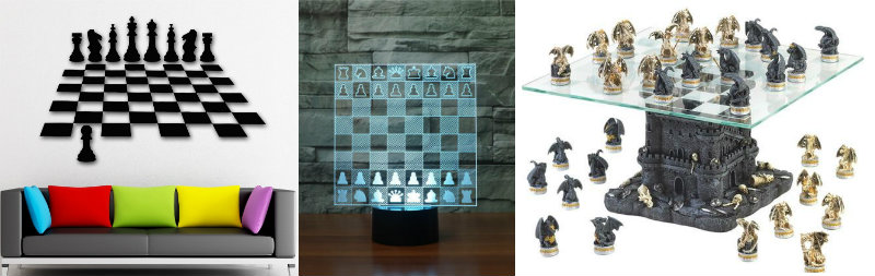 Product Selection on Chess Boutique