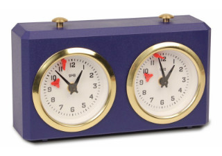 BHB Turnier Chess Clock - Blue