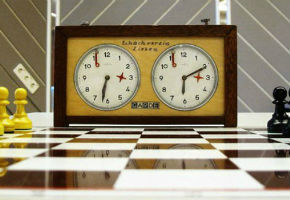 Garde Analog Chess Clock