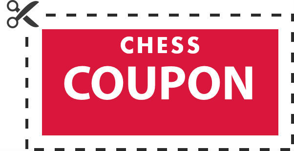 Chess Coupons