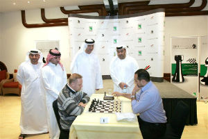 Chess Tournament In Abu Dhabi