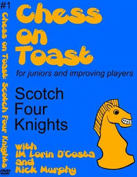 Chess on Toast DVDs