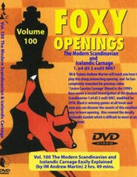 Foxy Chess Openings DVDs