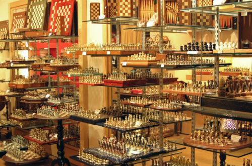 Chess Stores