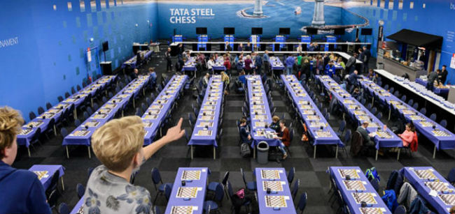TATA STEEL Chess Tournament 2018