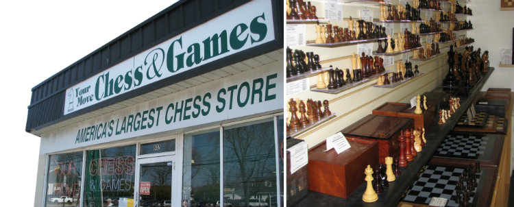Your Move Chess & Games - Long Island, New York