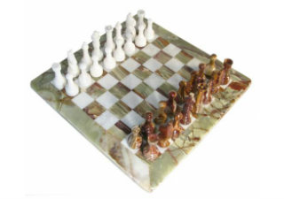 ChessUSA Marble Chess Sets