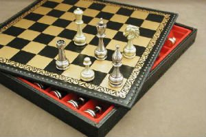 ChessWarehouse Metal Chess Sets