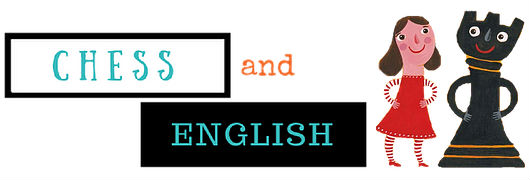 Chess and English Logo