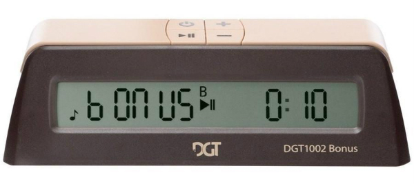DGT 1002 Bonus Digital Chess Clock