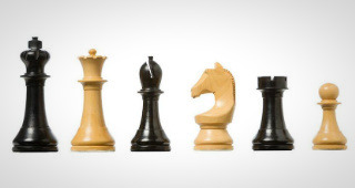 DGT FIDE Chess Pieces