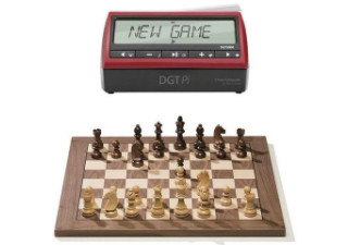 DGT PI Digital Chess Clock For DGT E-Board