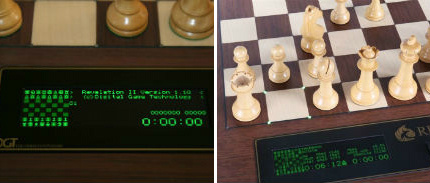 DGT Revelation II Electronic Chess Board & PC