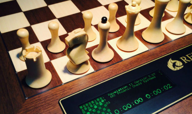 DGT Revelation II Chess Board Set