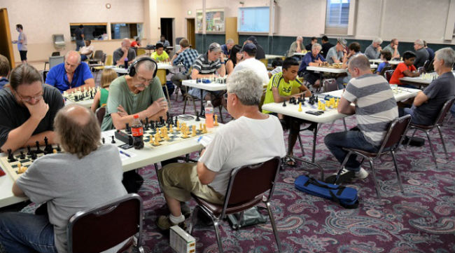 The Denver Chess Club