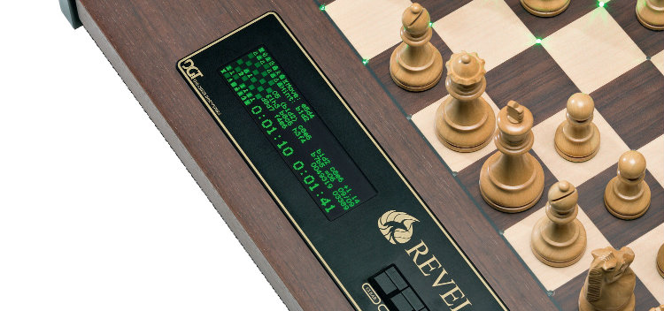Electronic Chess Boards - DGT Revelation II