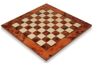 Elm Root & Maple Deluxe Chess Board