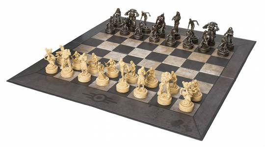 Fallout Chess Set