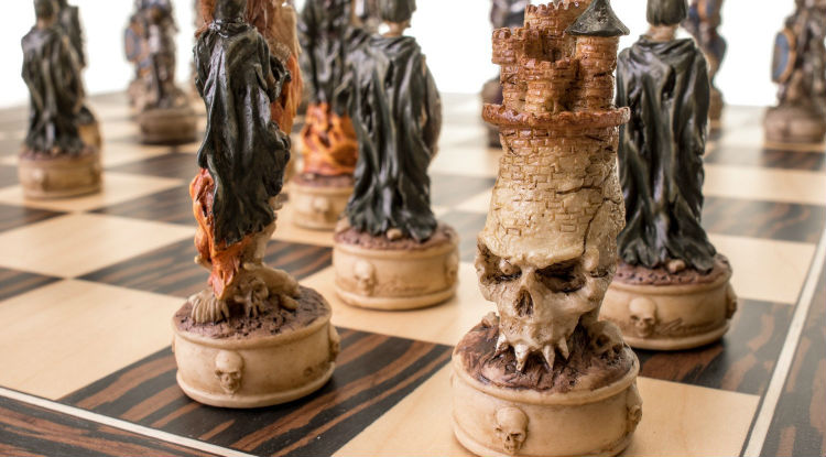 The Best Fantasy Chess Sets