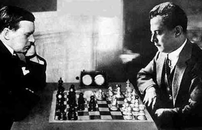 Capablanca vs. Alekhine 1927