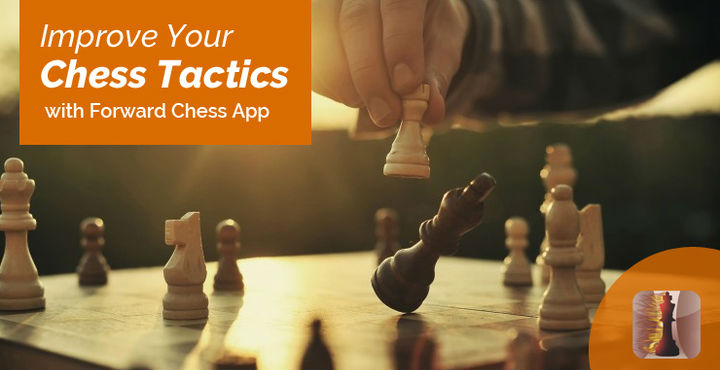 Forward Chess - the App That Brings Your Chess Books to Life!